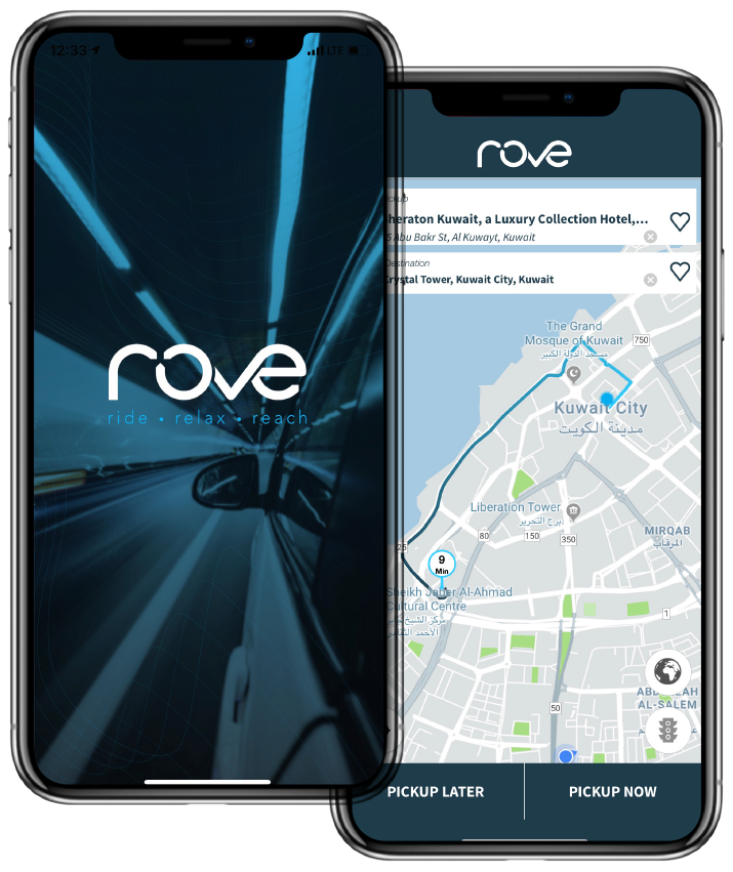 Luxury Car with Ride Rove